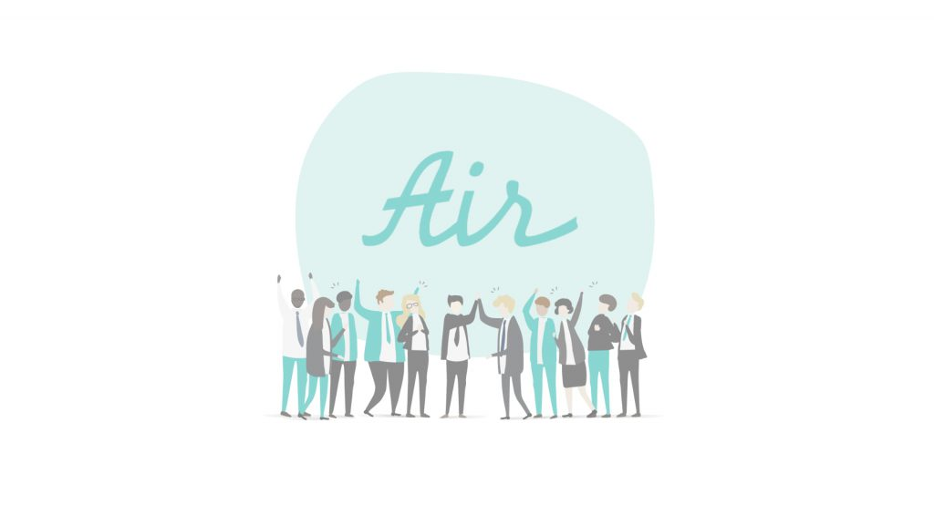 Lavora con noi Air